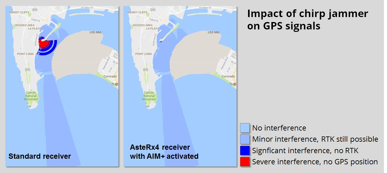 Septentrio_Insight_gnss_gps_relible_accurate_beidou_galileo_glonass_asteRx_dredging_marine_maritime_interference_chirp_jammers_PPD_San_Diego_AsteRx4_California