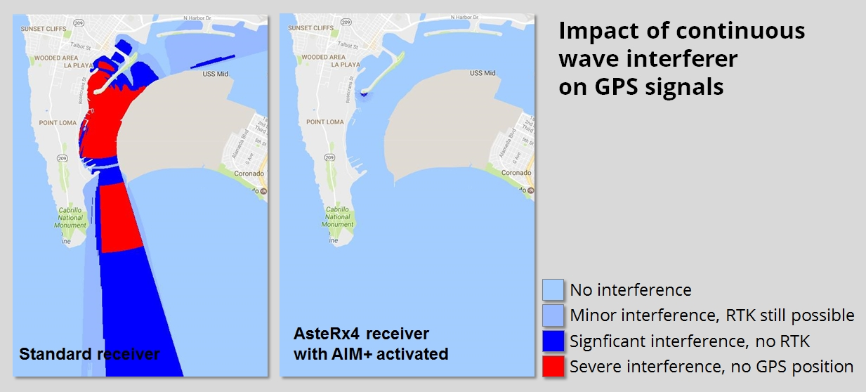 Septentrio_Insight_gnss_gps_relible_accurate_beidou_galileo_glonass_asteRx_dredging_marine_maritime_interference_continous_wave_interfer_san_diego_california