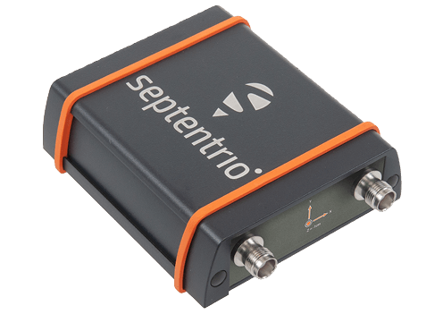 Septentrio AsteRx-SBi GNSS/INS or GPS inertial receiver