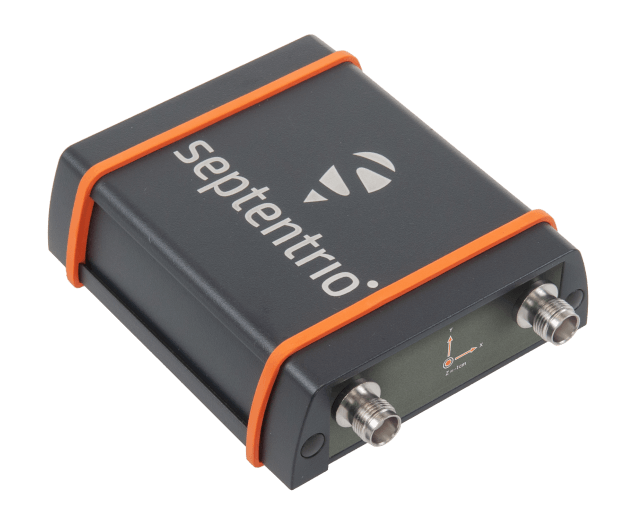 Septentrio AsteRx-SBi GPS GNSS inertial receiver