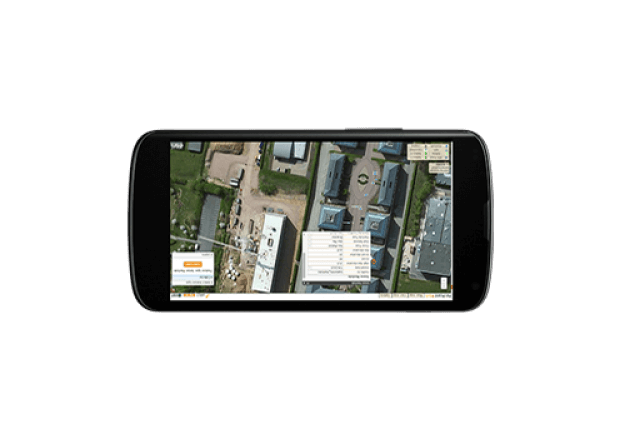 Septentrio-PinPoint-GIS-Phone