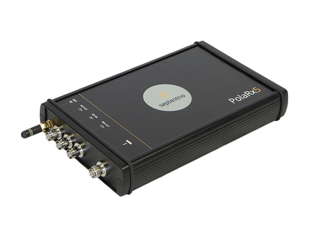 Septentrio PolaRx5 GPS/GNSS reference receiver