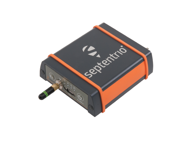 AsteRx SB septentrio GNSS receiver applications machine control AIM+