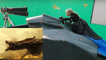 emilia-clarke-aka-Daenerys-Targaryen-on-dragon-simulator