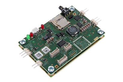 Septentrio's AsteRx-m2 UAS for reliable RTK centimetre-level accuracy and unbeatable robustness against interference with AIM+ anti-jamming technology in your unmanned autonomous system (UAS)/UAV/drone. It tracks all constellations: GPS, GLONASS, Galileo